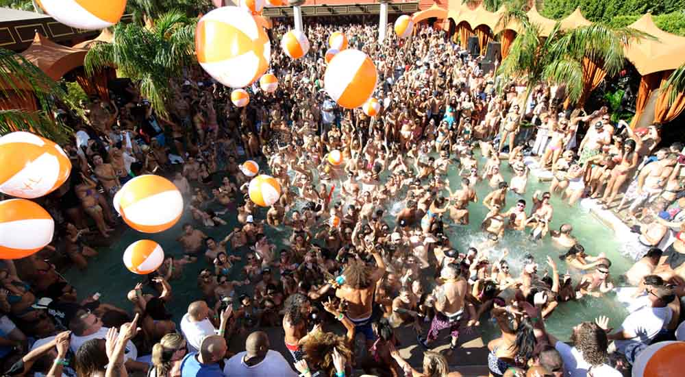 Hg2 Picks: Las Vegas Pool Parties