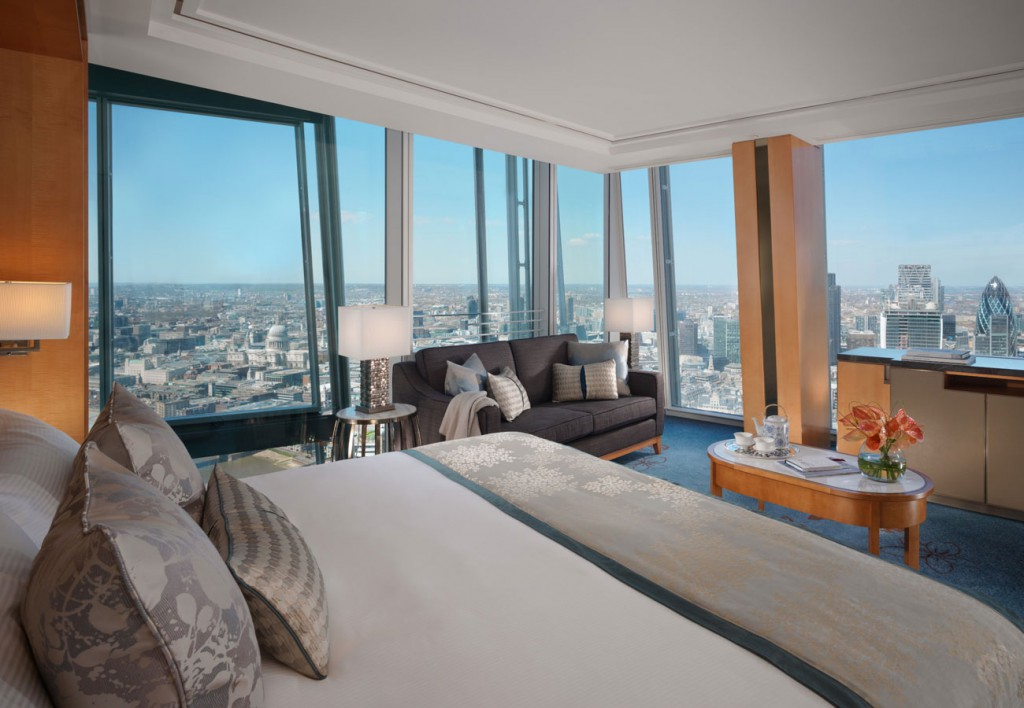 Shangri-La at the Shard | Europe's Highest Hotel