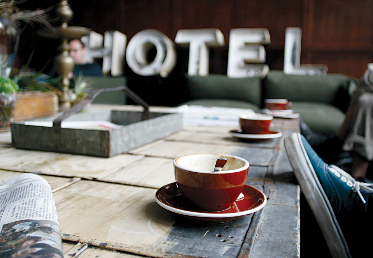 Social Hotels | The Ace Hotel Portland