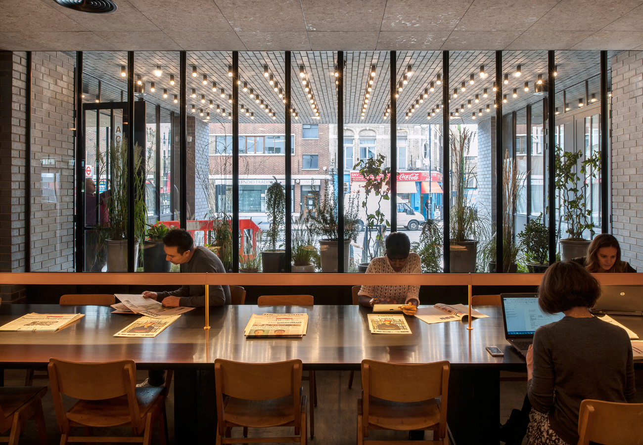 Social Hotels | Ace Hotel London Shoreditch