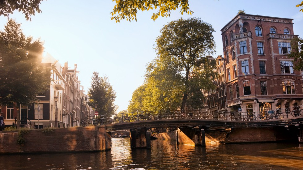 Falling In Love With Amsterdam's Jordaan Neighbourhood