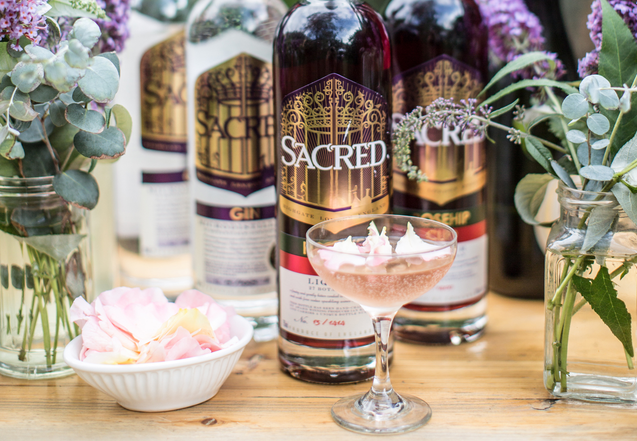 British Drinks | Sacred Rosehip Cup