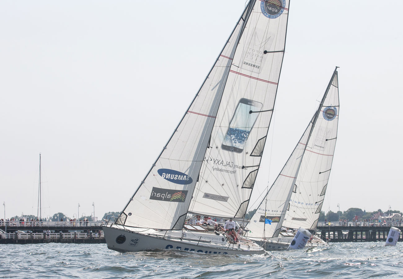 Yacht Races | World Match Racing Tour