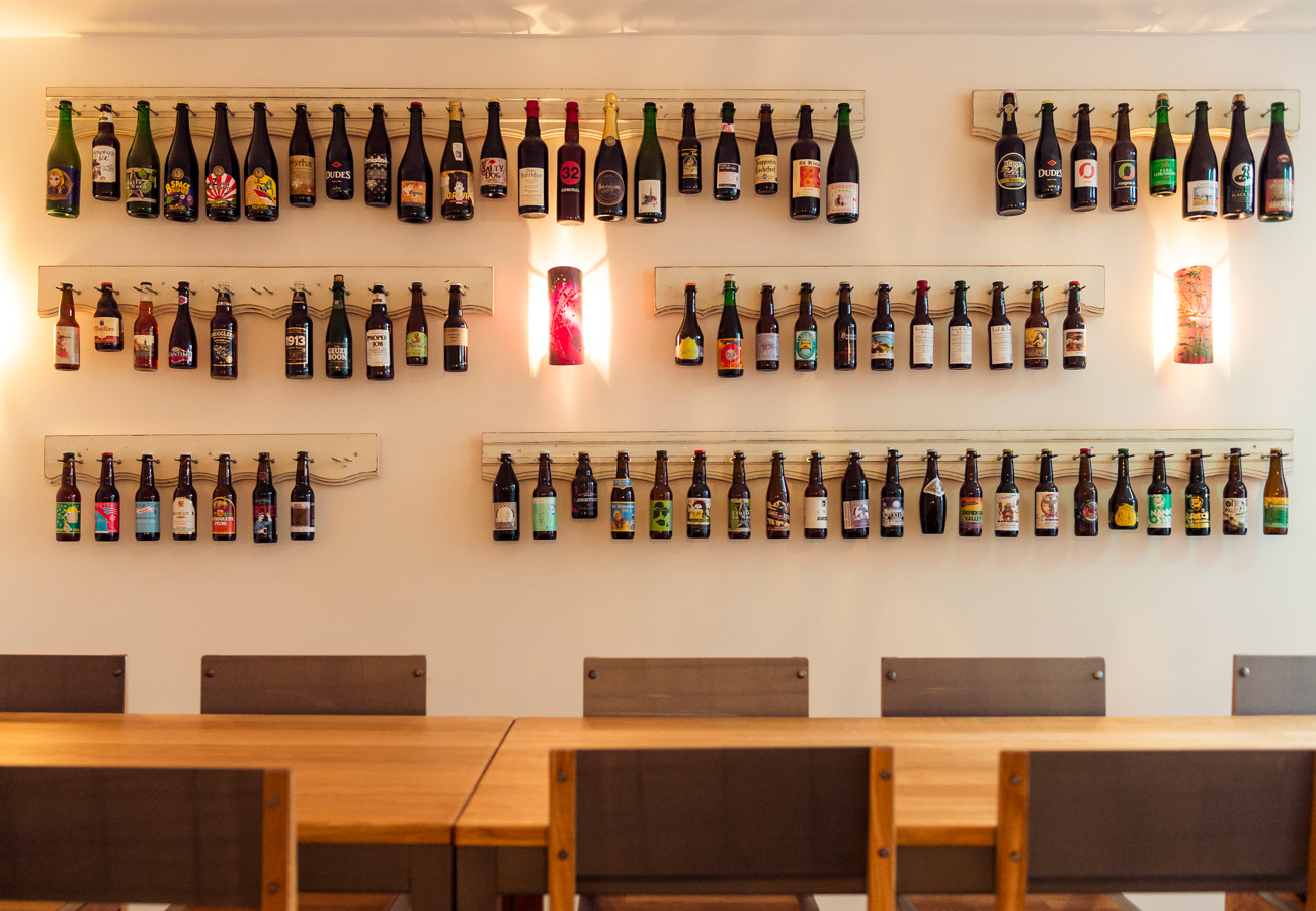 Paris Craft Beer | La Fine Mousse Restaurant