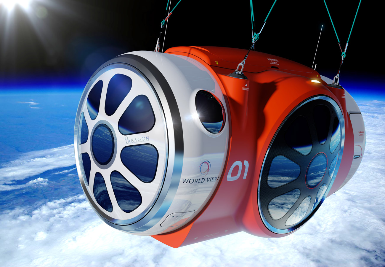Commercial Space Travel | World View Enterprises