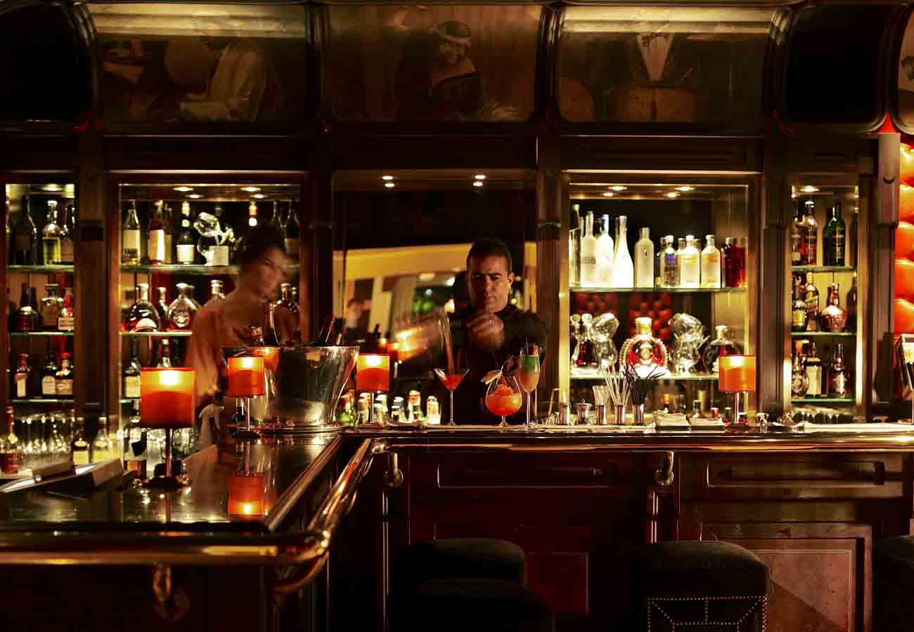 The Hedonist | Bar Churchill