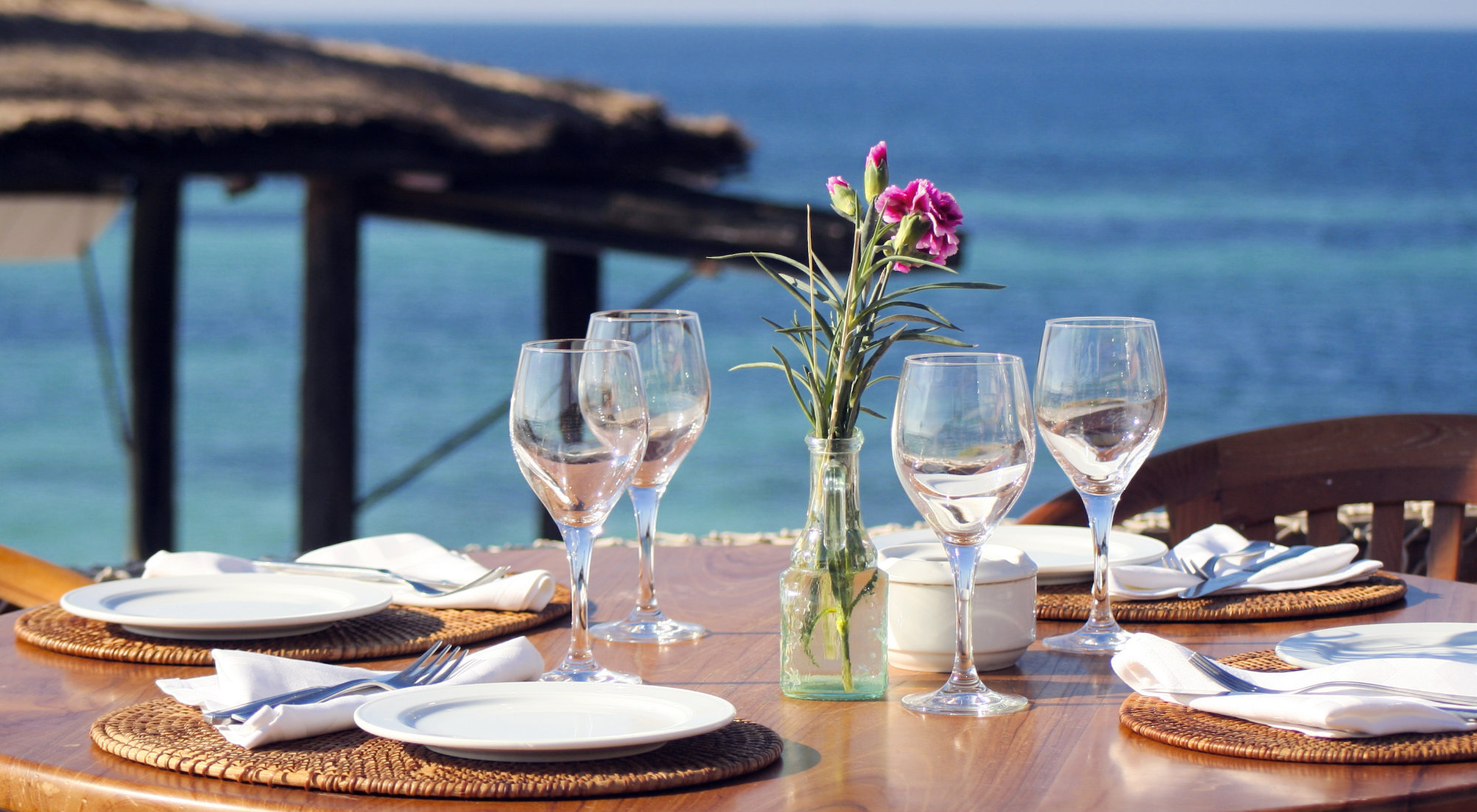 The Best Places to Have a Long Lazy Lunch in Ibiza