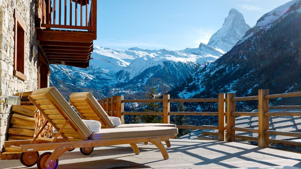 Chalet Les Anges - Five Luxury Chalets in Zermatt