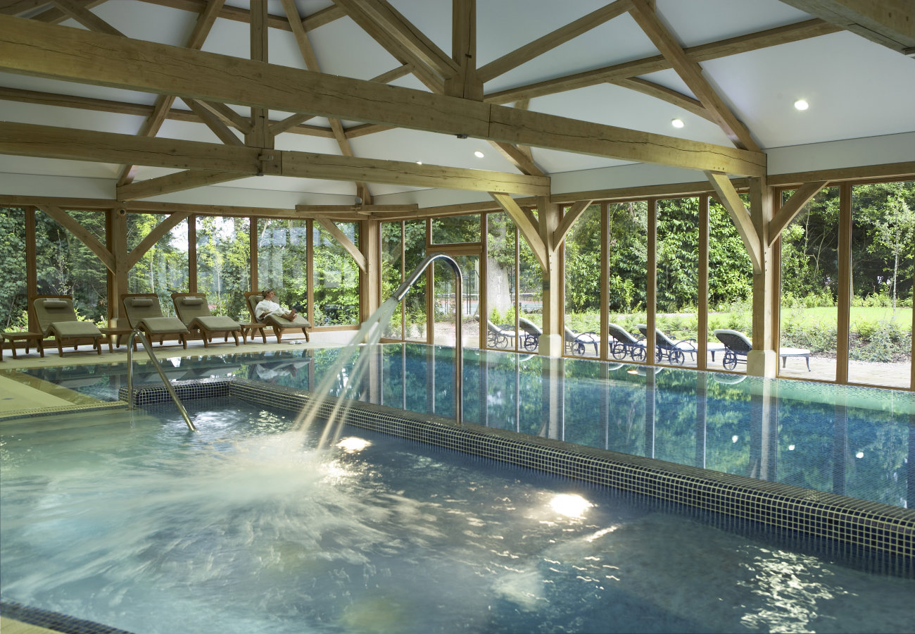 Luton Hoo Spa - Luxury Spas Around London