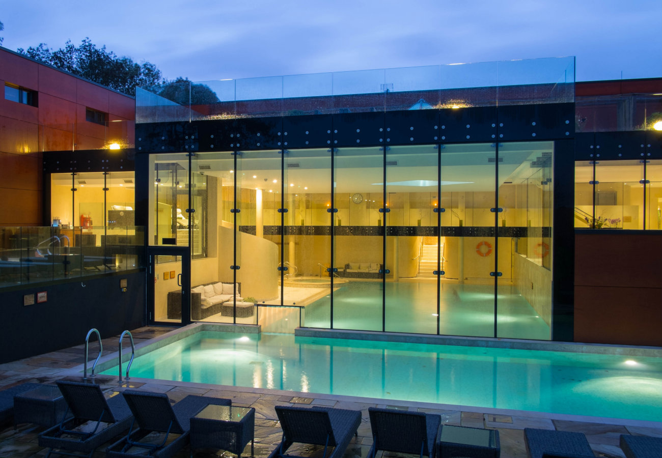 Ockenden Manor - Luxury Spas Around London