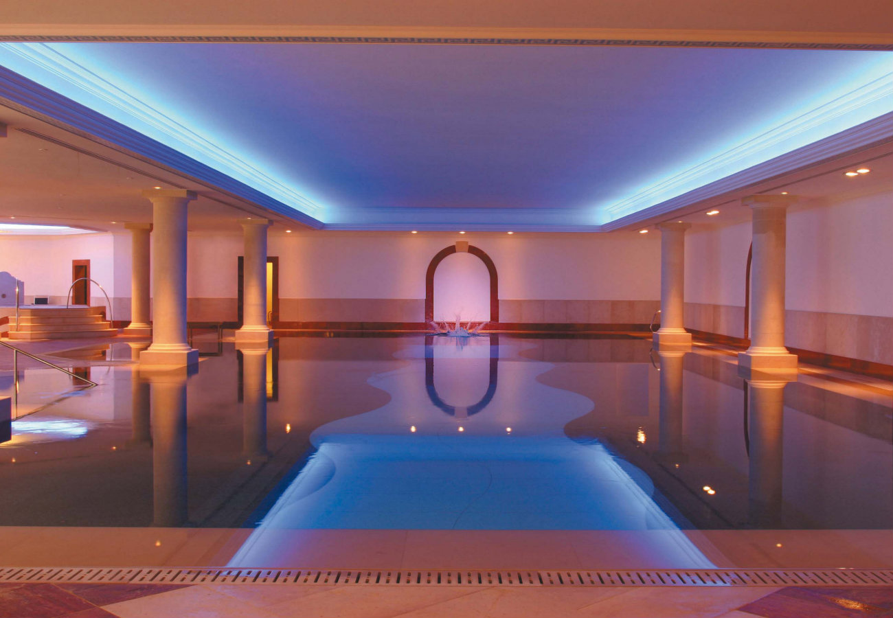 Pennyhill Park Hotel - Luxury Spas Around London
