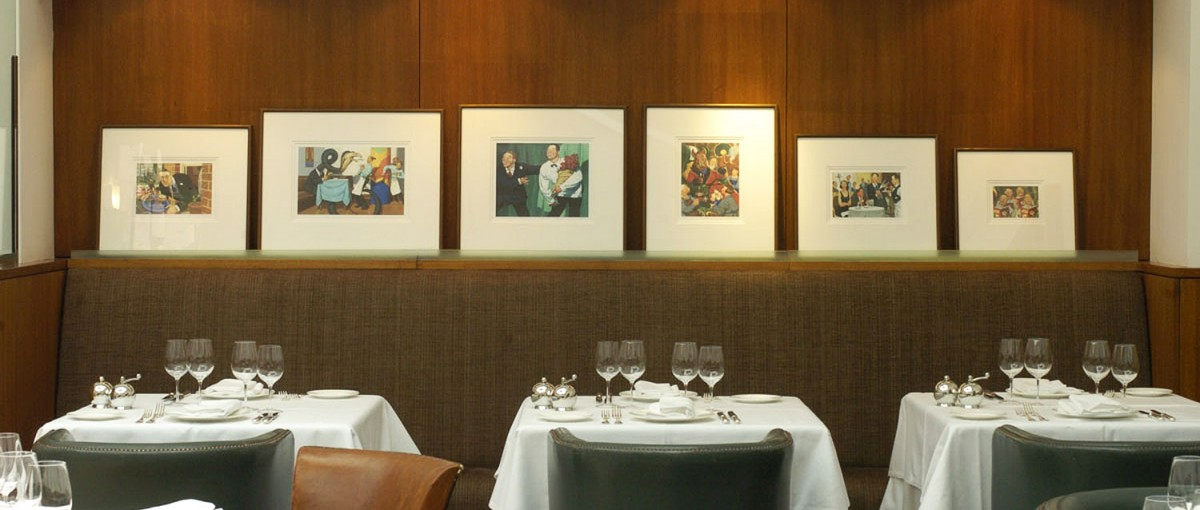 Bluebird Dining Rooms - British restaurant in London