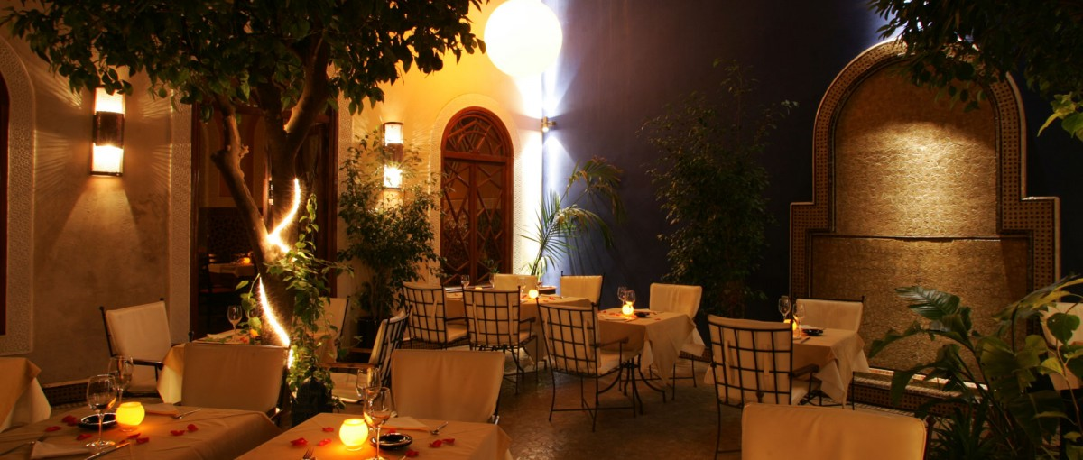 Cafes Arabe - Cafes in Marrakech
