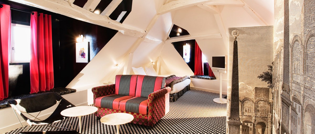Hotel de Petit Moulin - Hotels in Paris