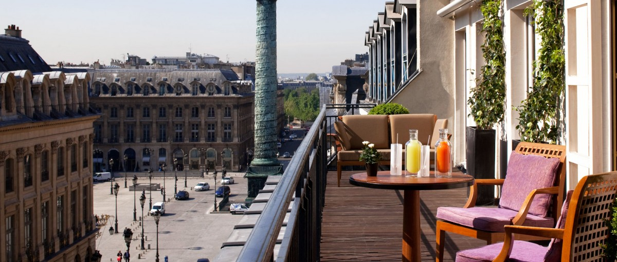 Park Hyatt Vendome - Hotels in Paris