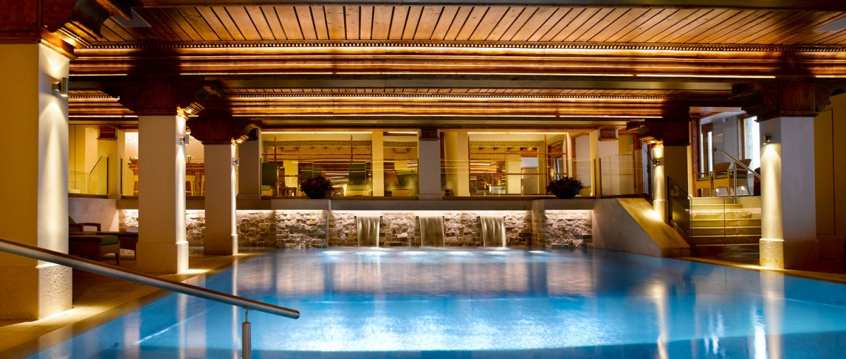 Les Airelles - Luxury Hotels in Courchevel