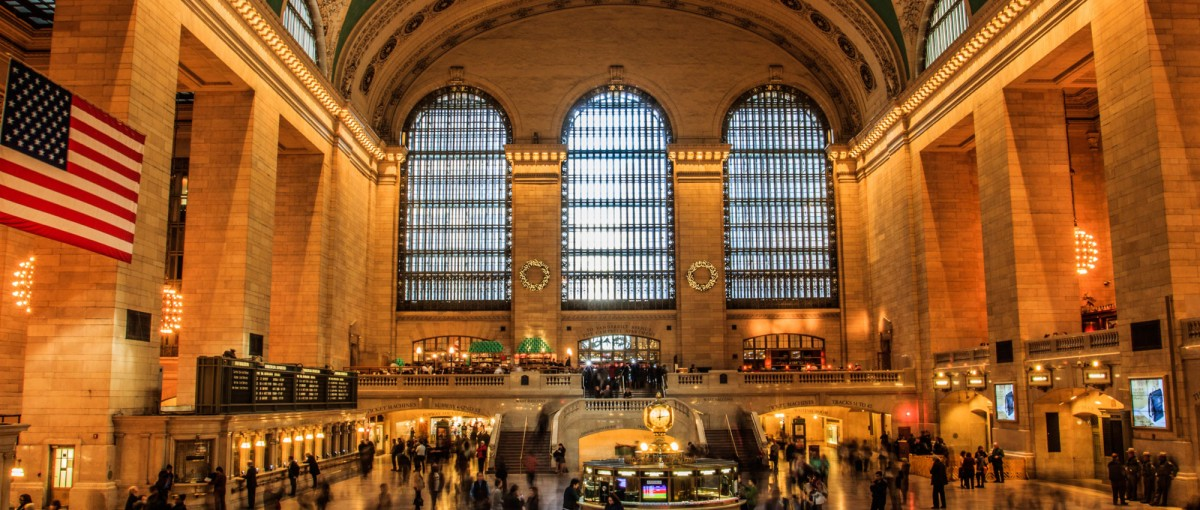 Grand Central Station - sights in New York