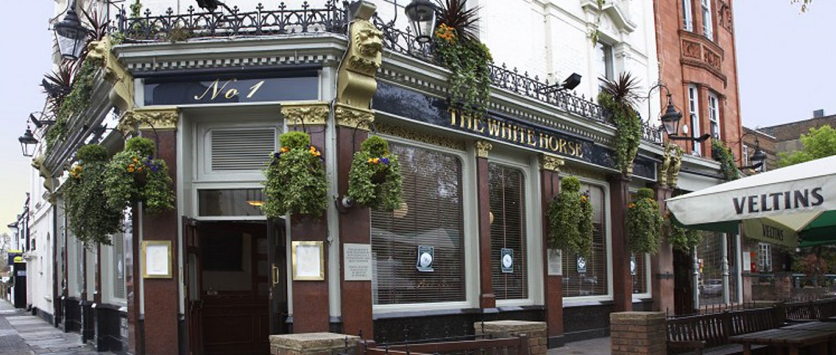 The White Horse - Pubs in London