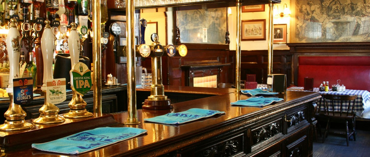 Lamb & Flag - Traditional Pubs in London