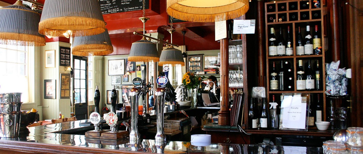 The Pig's Ear - Gastro Pubs in Chelsea London