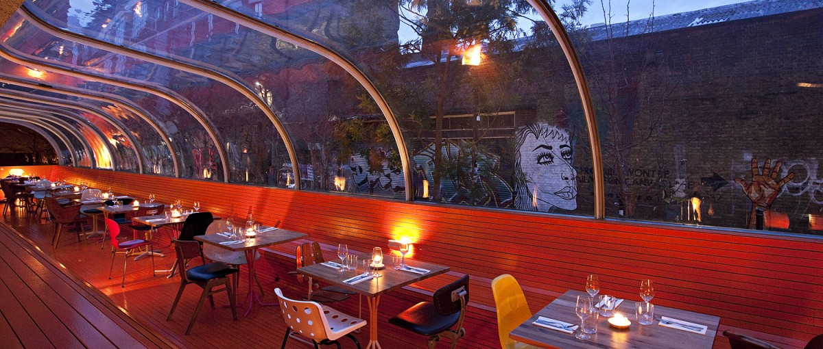 Jago - Middle Eastern restaurant in London