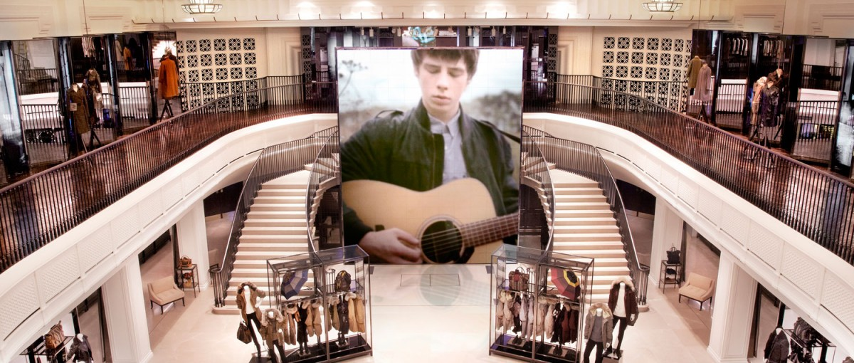 Burberry - Designer Clothes Shops in London