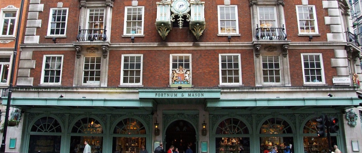 Fortnum & Mason - Department Store in London