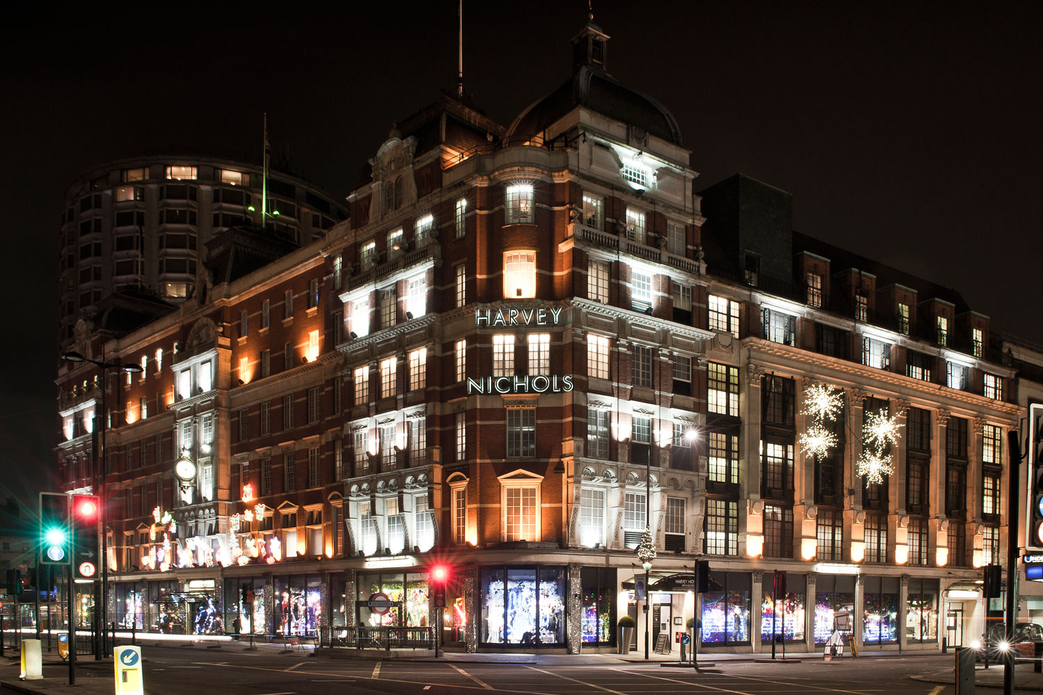 harvey nichols london a department store in knightsbridge. Black Bedroom Furniture Sets. Home Design Ideas