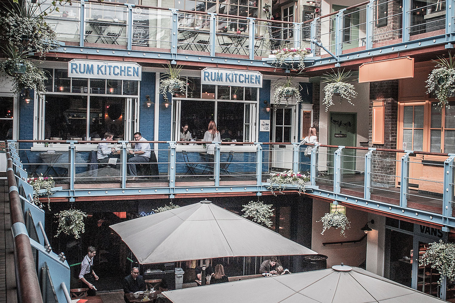 Kingly Court One Of The Best Shopping Areas Shops In
