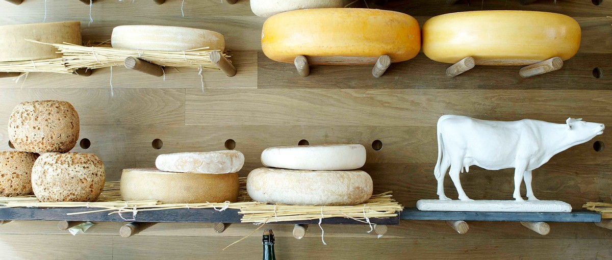 La Fromagerie - A Cheese Shop in London