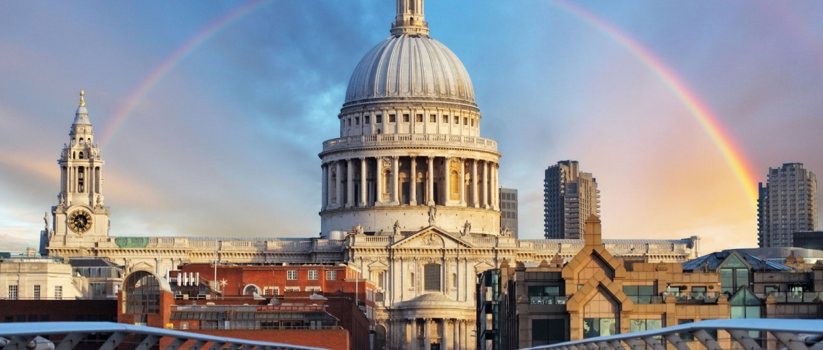 St. Paul's Cathedral - Sights in London