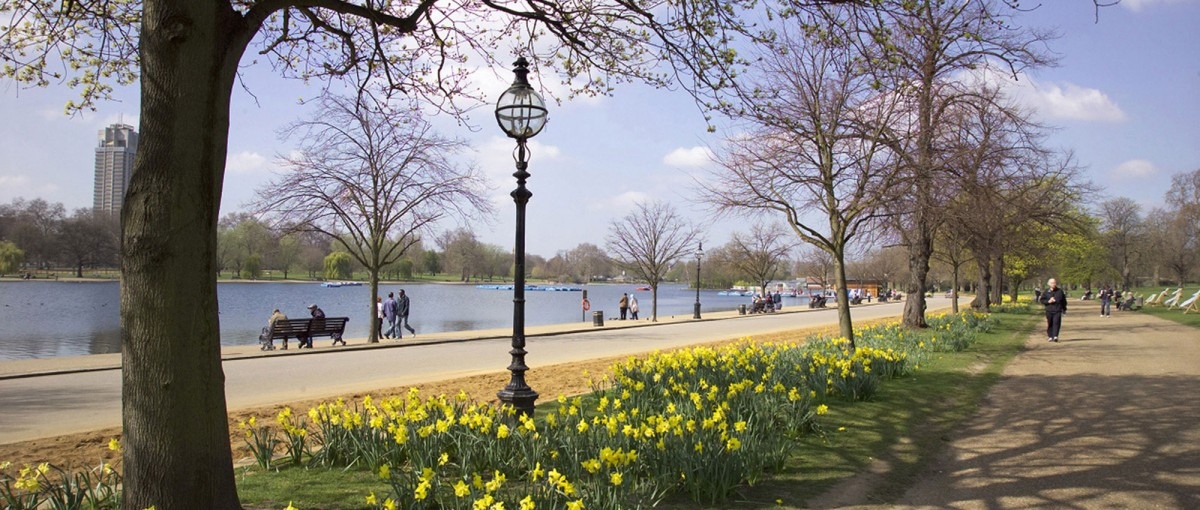 Hyde Park - Parks in London