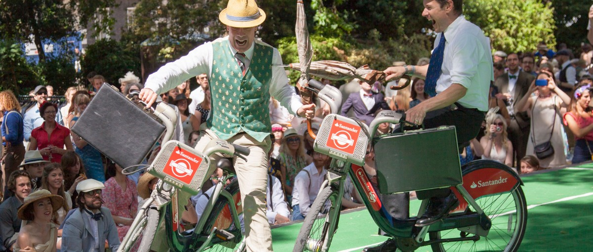 The Chap Olympiad - Things to do in London