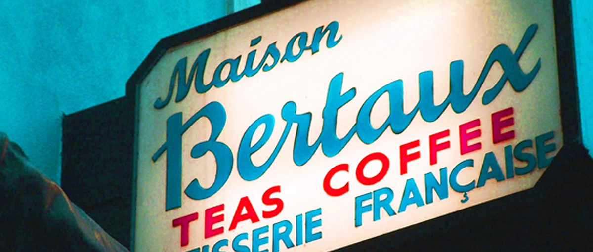 Maison Bertaux - Cafe in London