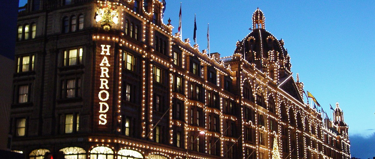 Harrods - Shop in London