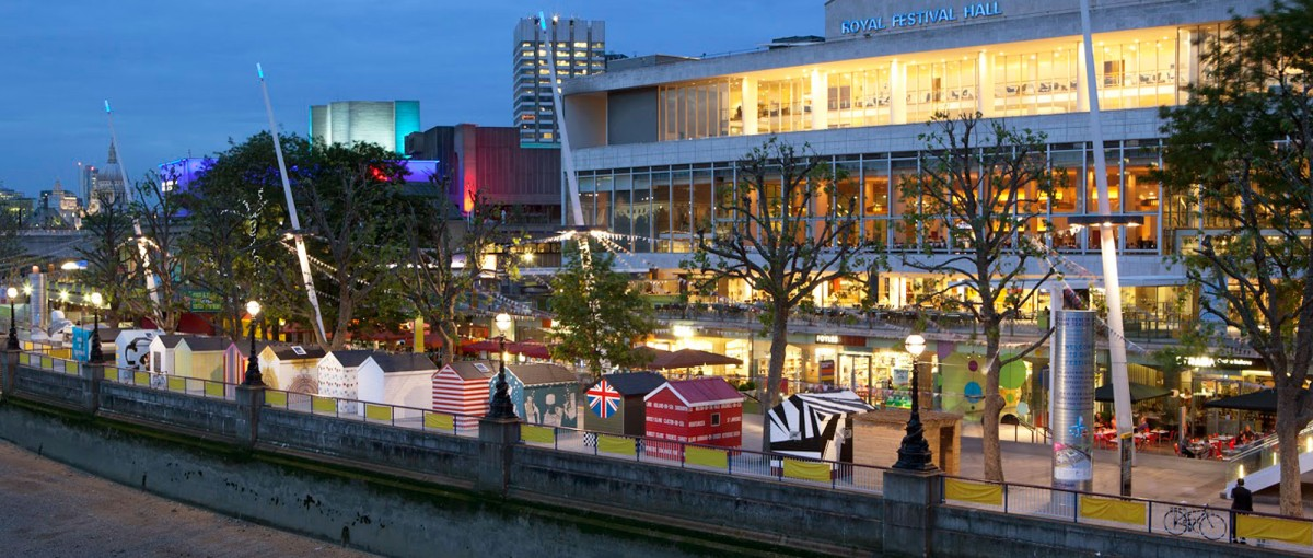 Southbank Centre - Sights in London