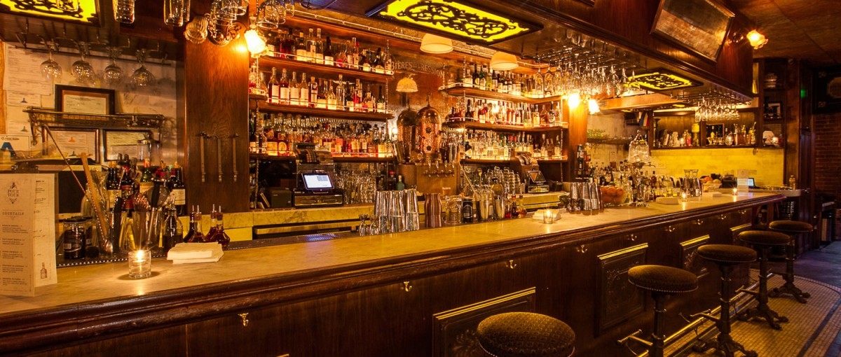 Harvard and Stone - Cocktail Bars in Los Angeles