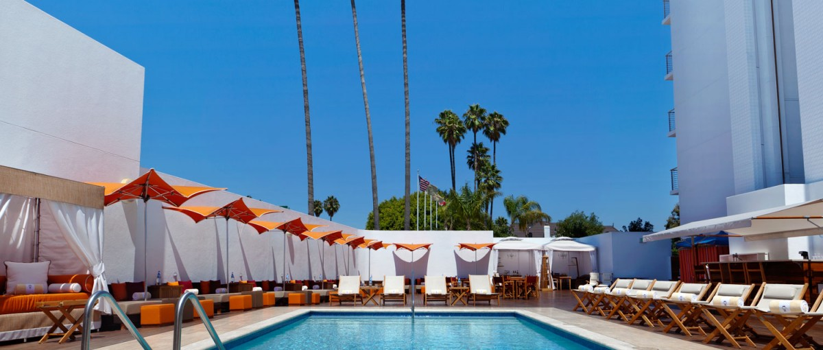 Mr C Beverly Hills - Boutique Hotel in Los Angeles