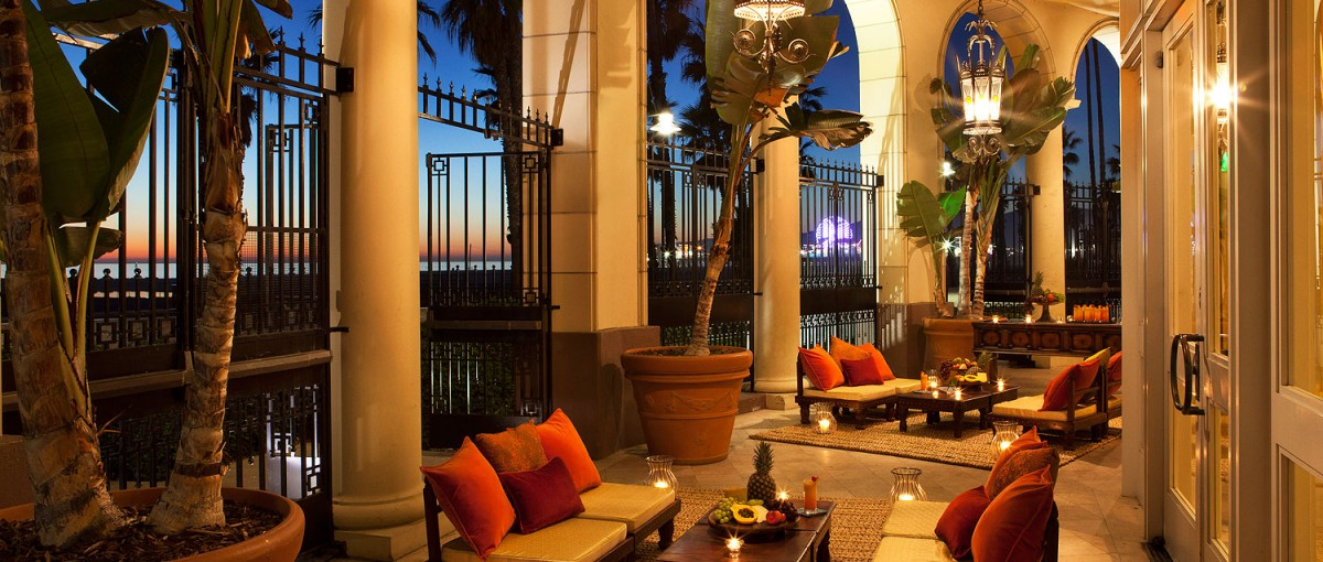 Casa del Mar - Beach Hotels in Los Angeles
