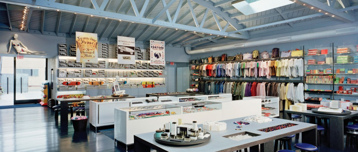 size 40 b9d15 13120 Marc Jacobs – Fashion and Concept Store in Los Angeles