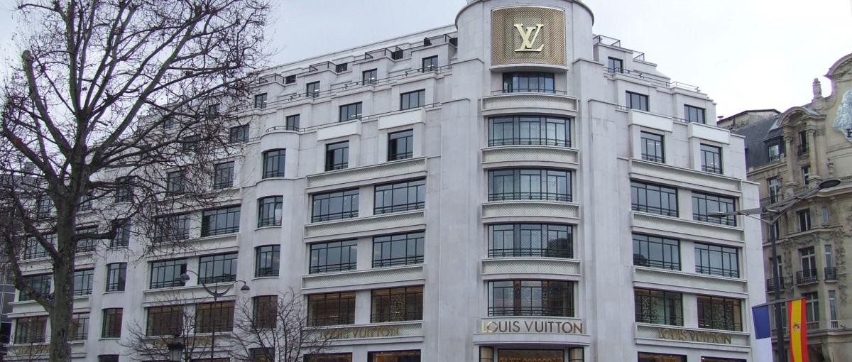 Louis Vuitton - Shops in Paris