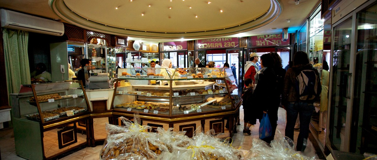 Patisserie des Princes - Cafes in Marrakech