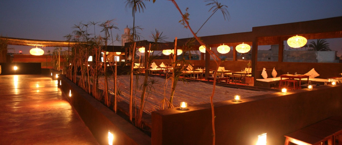Terrasse des Epices - Bars in Marrakech