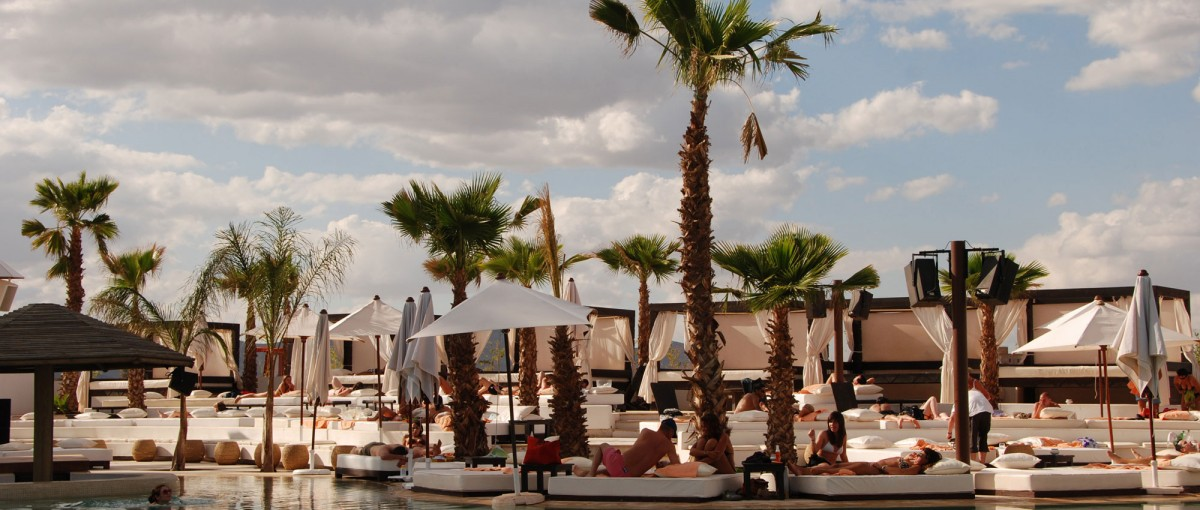 Nikki Beach - Clubs in Marrakech
