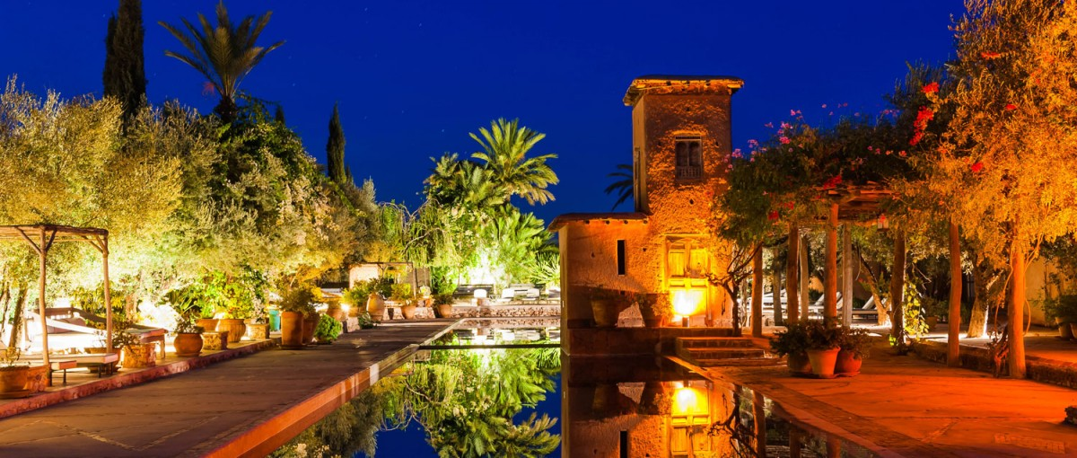 Beldi Country Club - A Luxury Country Hotel in Marrakech