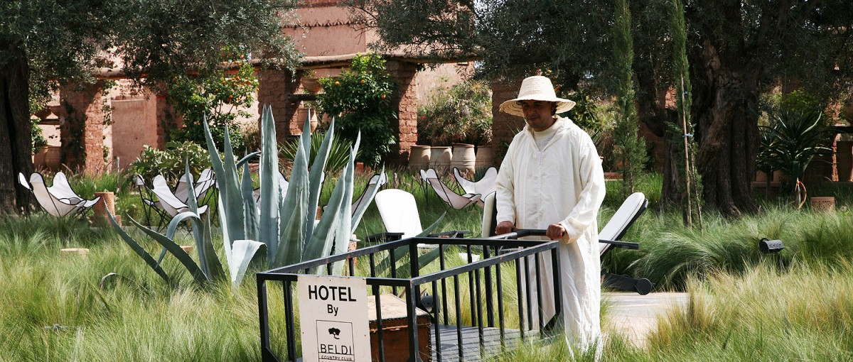 Beldi Country Club - Luxury Country Hotel in Marrakech