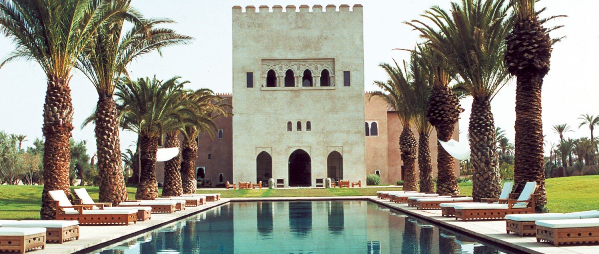 Ksar Char-Bagh - A Luxury Hotel in Marrakech