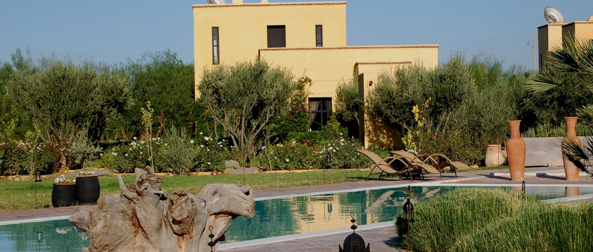 Villa Fawakay - Hotels in Marrakech