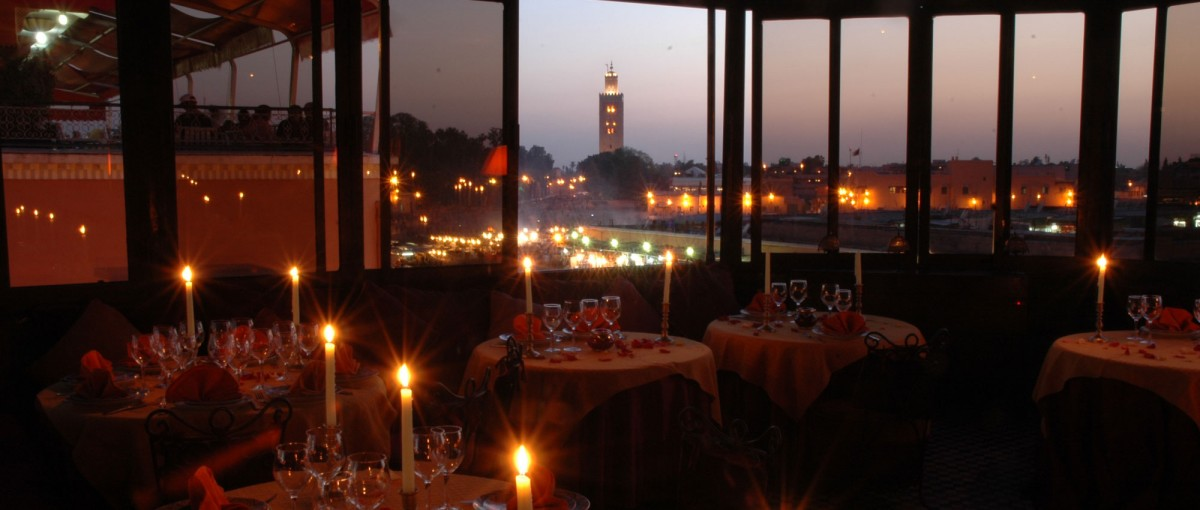 Le Marrakchi - Restaurants in Marrakech