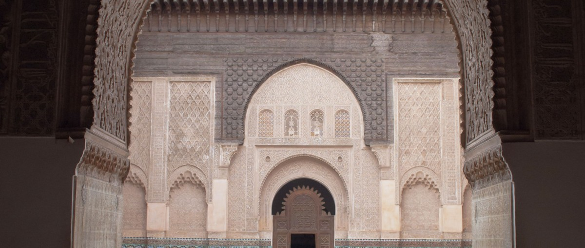 Ben Youssef Medersa - Sights in Marrakech